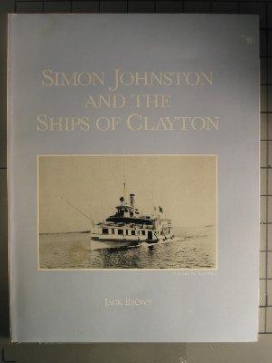 Simon johnston and the Ships Of Clayton: Brown, Jack
