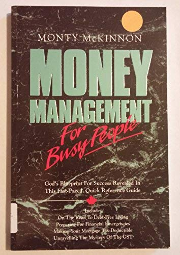 Money Management for Busy People