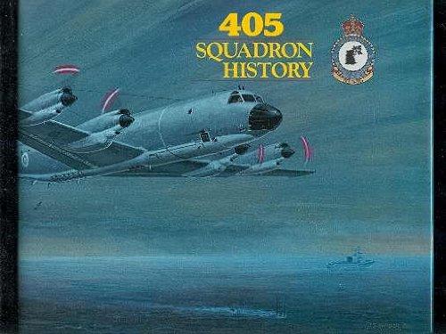 9780969401308: 405 Squadron History