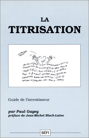 9780969446705: Titrisation (Kit Pedagogique)