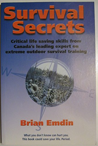 9780969466550: Survival Secrets