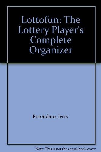 9780969469506: Lottofun: The Lottery Player's Complete Organizer