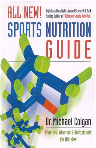 9780969527282: Sports Nutrition Guide: Minerals, Vitamins & Antioxidants for Athletes