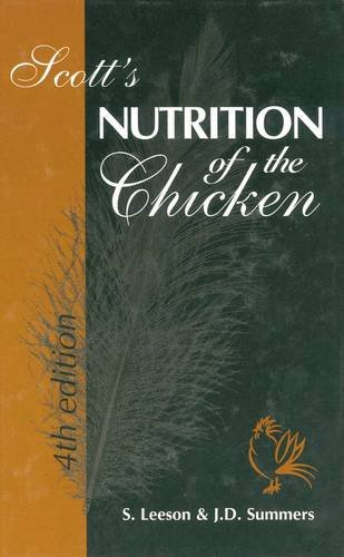 Scott's Nutrition of the Chicken: v. 4: Leeson, S.; Summers,