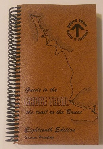 9780969577515: Guide to the Bruce Trail