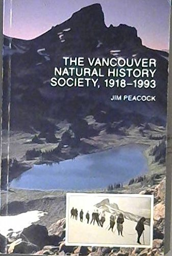 The Vancouver Natural History Society, 1918-1993: PEACOCK, Jim