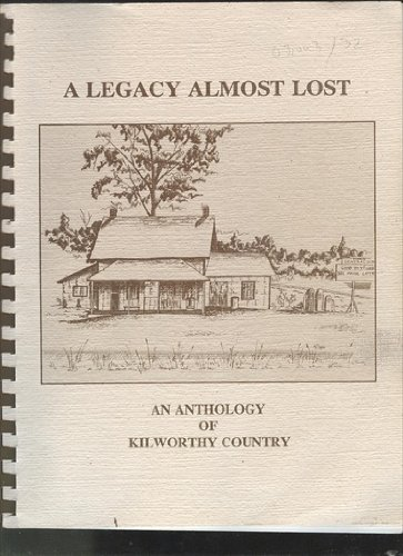 A Legacy Almost Lost: An Anthology of: CHISH-GRAHAM, B. ELIZABETH