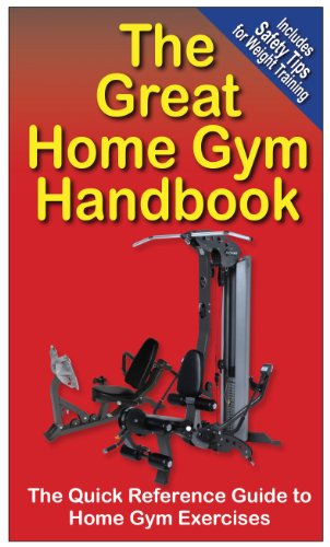 9780969677345: The Great Home Gym Handbook : A Quick Reference Guide to Home Gym Exercises