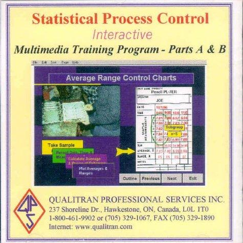 9780969678632: Statistical Process Control