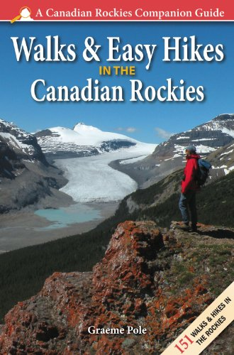 9780969724957: Walks and Easy Hikes in the Canadian Rockies
