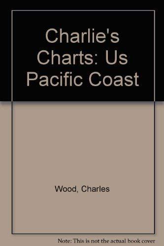 9780969726531: Charlie's Charts: Us Pacific Coast