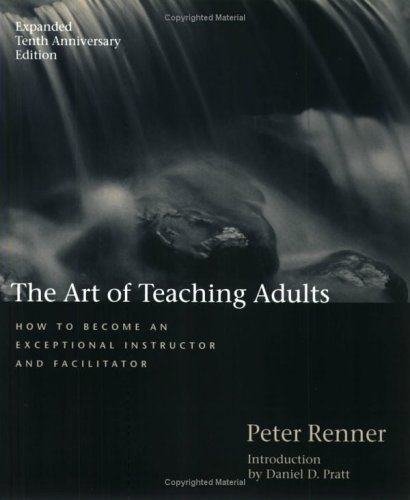 The Art of Teaching Adults: How to