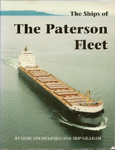 The ships of the Paterson fleet: Onchulenko, Gene; Gillham, Skip