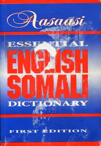 9780969768500: Essential English Somali Dictionary (English and Somali Edition)