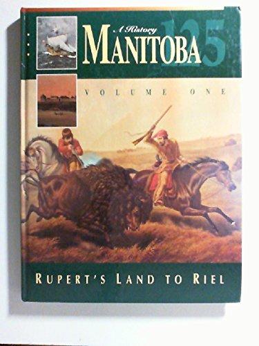 Manitoba 125: A history: Unknown