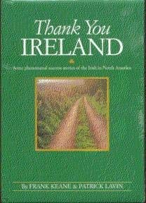 Thank You Ireland: Keane, Frank & Lavin, Patrick