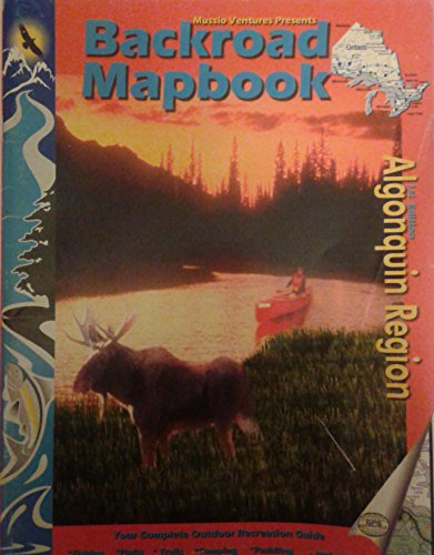 Algonquin Area (Backroad Map): Mussio, Russell, Mussio, Wesley