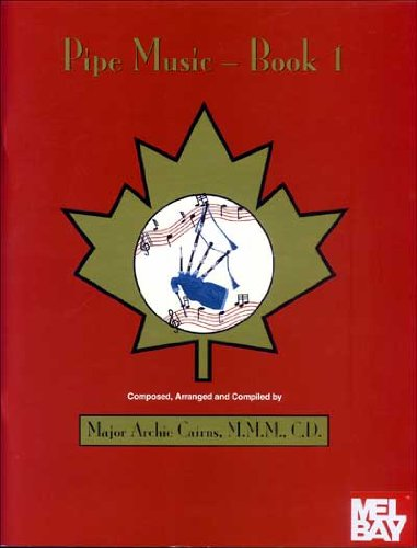 9780969794820: Pipe Music Book 1