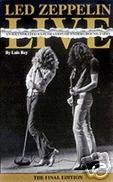 9780969808077: Led Zeppelin Live: An Illustrated Exploration of Underground Tapes