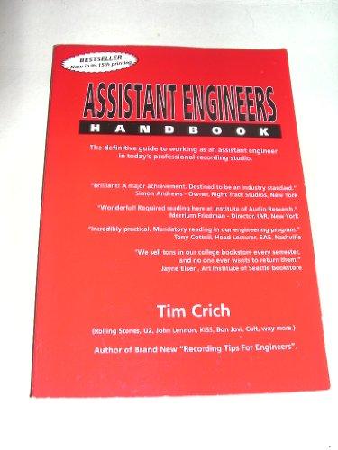 9780969822301: Assistant Engineers Handbook