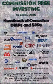 9780969843245: Commission Free Investing : Handbook of Canadian DRIPs and SPPs