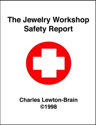 9780969851042: The Jewelry Workshop Safety Report