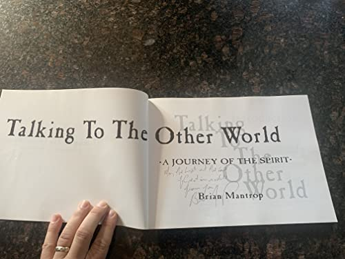 Talking to the Other World - A: Mantrop, Brian