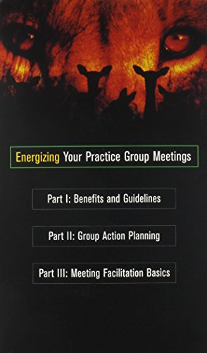 9780969995715: Herding Cats Into Groups: Energizing Your Practicegroup Meetings [VHS]