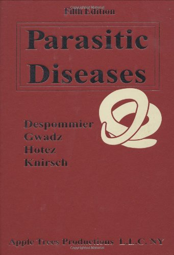 9780970002778: Parasitic Diseases, Fifth Edition