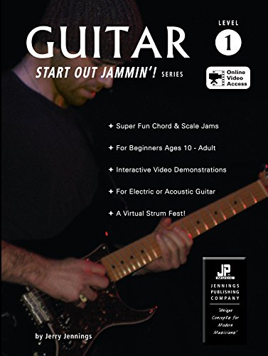 9780970003836: Guitar 1 - Start Out Jammin'! (Teach Yourself to Play Guitar - Beginner Book & Online Videos)