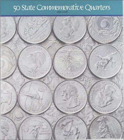 9780970005120: 50 State Commemorative Quarters Map Folder