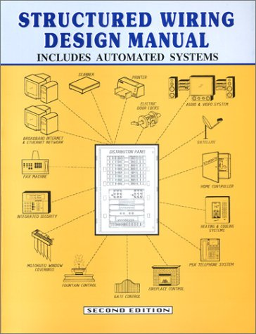 9780970005717: Structured Wiring Design Manual