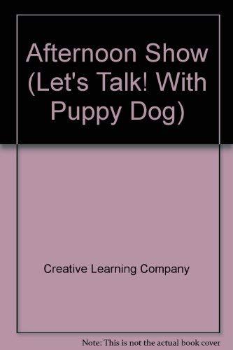 9780970010988: Radio Puppy Dog's Afternoon Show