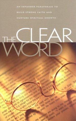 9780970011169: Clear Word Bible-OE