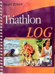 9780970013040: The Triathlon Log