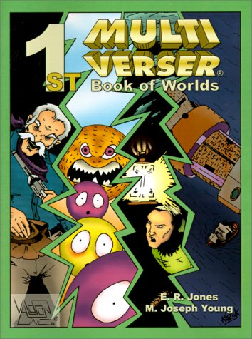 9780970036810: Multiverser: The First Book of Worlds