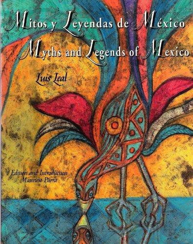 9780970038432: Mitos y Leyendas de México/Myths and Legends of Mexico
