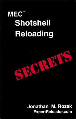 9780970039217: MEC Shotshell Reloading Secrets, Second Edition