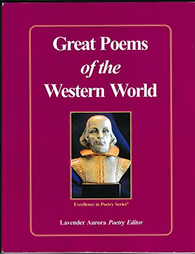 9780970044563: Great Poems of the Western World