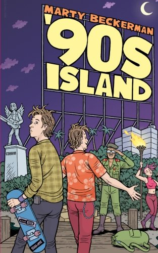 90s Island: Marty Beckerman