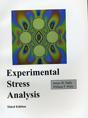 9780970067586: Experimental Stress Analysis
