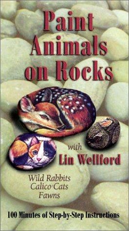 9780970071309: Paint Animals on Rocks (Video) [VHS]