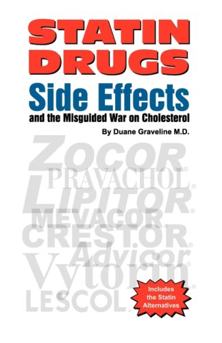 9780970081797: Statin Drugs Side Effects