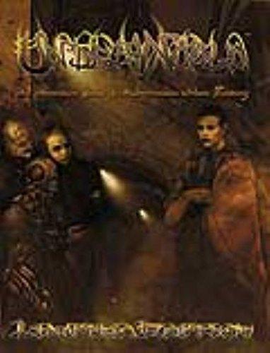 9780970082176: Underworld RPG: An Adventure Game of Subterranean Urban Fantasy