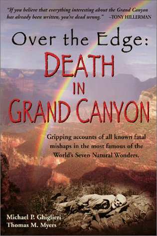 9780970097309: Over the Edge : Death in Grand Canyon