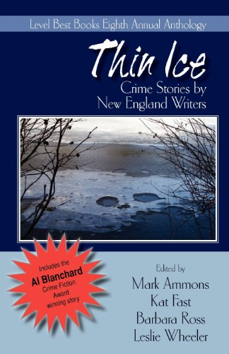 9780970098481: Thin Ice: Crime Stories by New England Writers