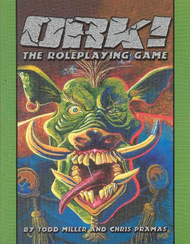 9780970104809: Ork! The Roleplaying Game