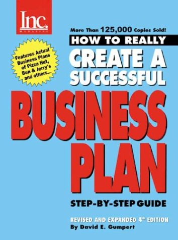 9780970118172: How to Really Create a Successful Business Plan: Step-by-Step Guide