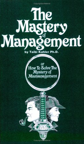 9780970118523: The Mastery of Management