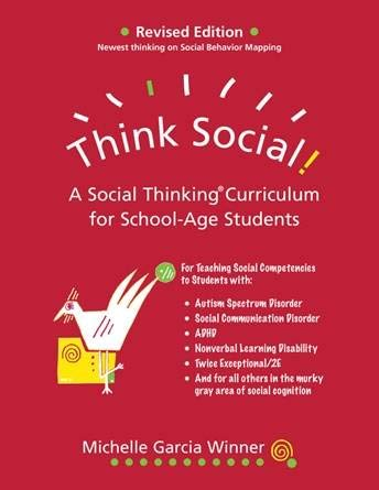 Think Social! (Book and CD): Winner, Michelle Garcia